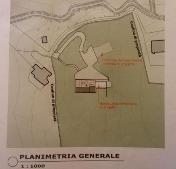 Villa in vendita a Torino, Collina, Con giardino, 370 mq - Foto 5