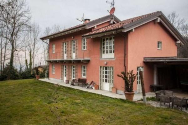 Villa in vendita a Torino, Collina, Con giardino, 370 mq - Foto 14