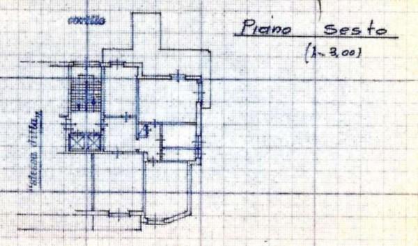 Appartamento in vendita a Torino, San Donato, Con giardino, 130 mq - Foto 14