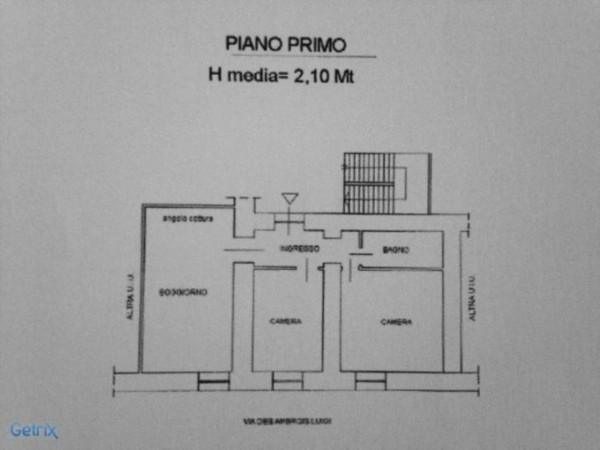 Appartamento in vendita a Torino, Centro, Con giardino, 70 mq - Foto 4