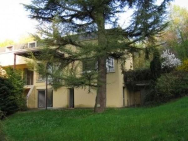 Villa in affitto a Torino, Collina, Con giardino, 300 mq