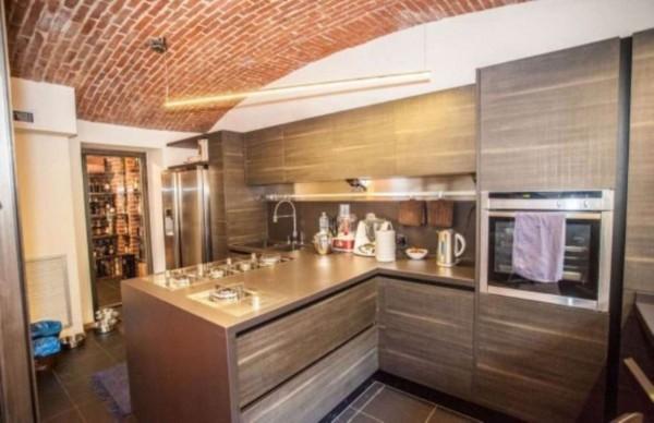 Appartamento in vendita a Torino, Precollina, Con giardino, 260 mq - Foto 5