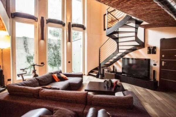 Appartamento in vendita a Torino, Precollina, Con giardino, 260 mq - Foto 1