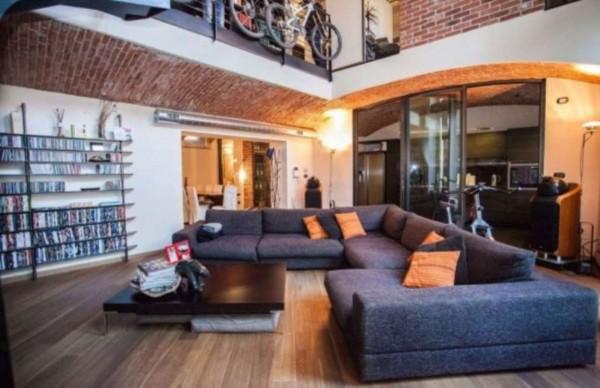 Appartamento in vendita a Torino, Precollina, Con giardino, 260 mq - Foto 12