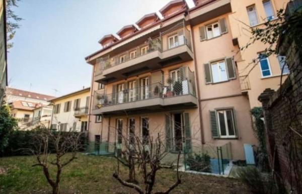 Appartamento in vendita a Torino, Precollina, Con giardino, 260 mq - Foto 4