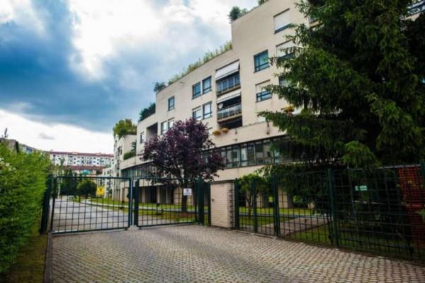 Appartamento in vendita a Torino, San Donato, Con giardino, 155 mq