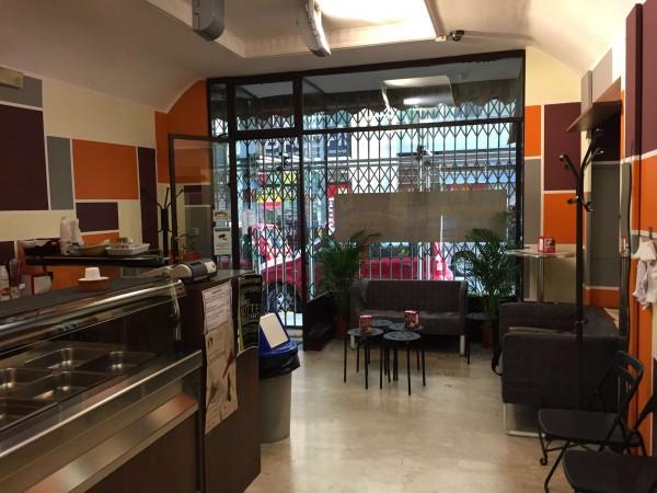 Locale Commerciale  in vendita a Torino, Ztl, Arredato, 140 mq - Foto 21