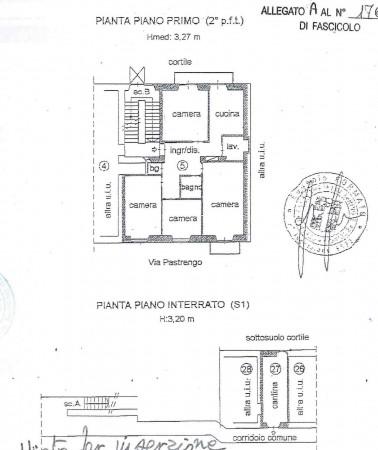 Appartamento in vendita a Torino, Crocetta, 120 mq - Foto 2