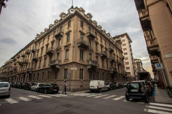 Appartamento in vendita a Torino, Crocetta, 120 mq