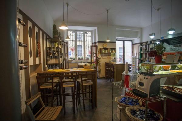 Locale Commerciale  in vendita a Torino, Arredato, 75 mq - Foto 6