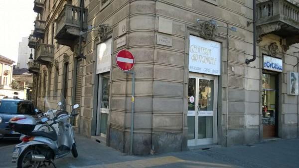Locale Commerciale  in vendita a Torino, Arredato, 45 mq