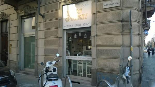 Locale Commerciale  in vendita a Torino, Arredato, 45 mq - Foto 6