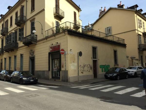 Locale Commerciale  in vendita a Torino, Arredato, 95 mq