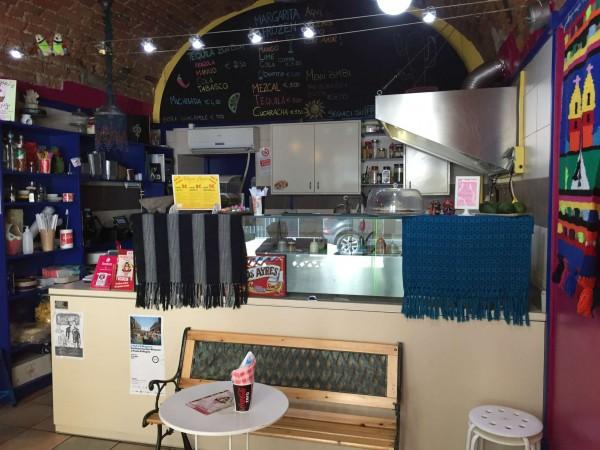 Locale Commerciale  in vendita a Torino, Arredato, 35 mq