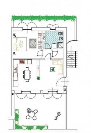 Appartamento in vendita a Volvera, Con giardino, 80 mq - Foto 6