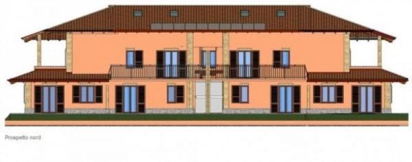 Appartamento in vendita a Volvera, Con giardino, 80 mq - Foto 11