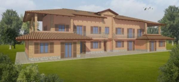 Appartamento in vendita a Volvera, Con giardino, 80 mq - Foto 1