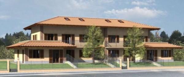 Appartamento in vendita a Volvera, Con giardino, 80 mq - Foto 7