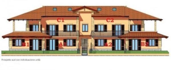 Appartamento in vendita a Volvera, Con giardino, 80 mq - Foto 12