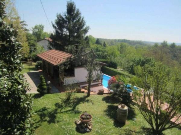 Villa in vendita a Montafia, Residenziale, Con giardino, 340 mq - Foto 19