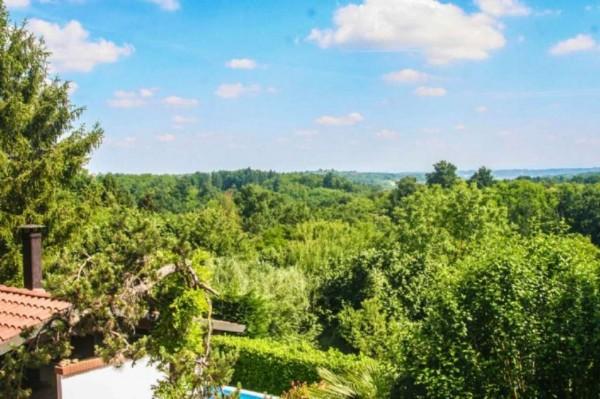 Villa in vendita a Montafia, Residenziale, Con giardino, 340 mq - Foto 10