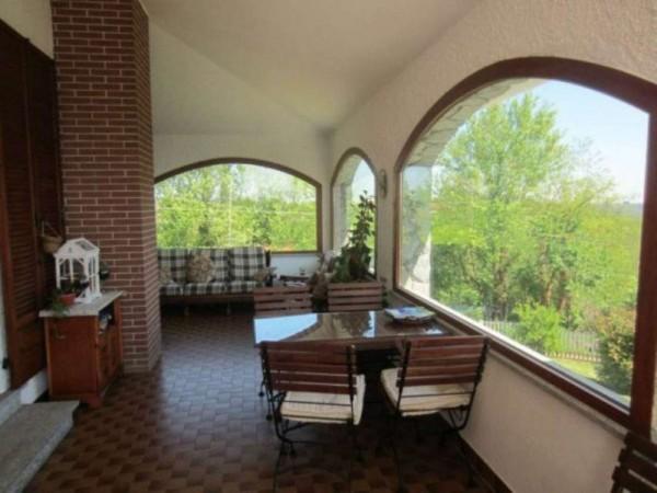 Villa in vendita a Montafia, Residenziale, Con giardino, 340 mq - Foto 34