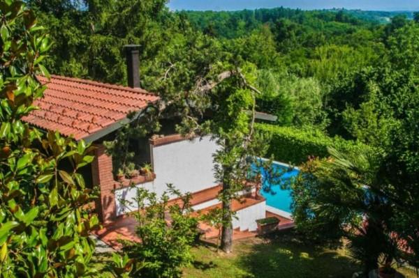 Villa in vendita a Montafia, Residenziale, Con giardino, 340 mq - Foto 11