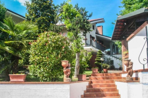 Villa in vendita a Montafia, Residenziale, Con giardino, 340 mq - Foto 14