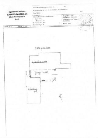 Villa in vendita a Montafia, Residenziale, Con giardino, 340 mq - Foto 5