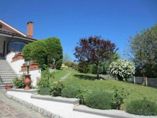 Villa in vendita a Montafia, Residenziale, Con giardino, 340 mq - Foto 18