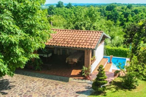 Villa in vendita a Montafia, Residenziale, Con giardino, 340 mq - Foto 12