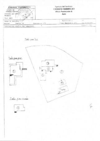Villa in vendita a Montafia, Residenziale, Con giardino, 340 mq - Foto 2