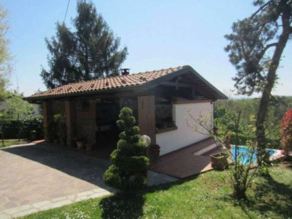 Villa in vendita a Montafia, Residenziale, Con giardino, 340 mq - Foto 28