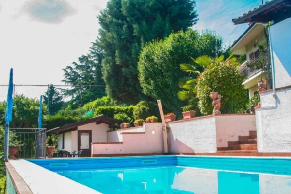Villa in vendita a Montafia, Residenziale, Con giardino, 340 mq - Foto 36