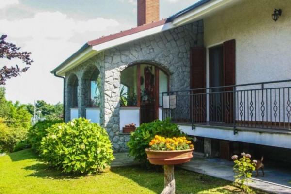Villa in vendita a Montafia, Residenziale, Con giardino, 340 mq