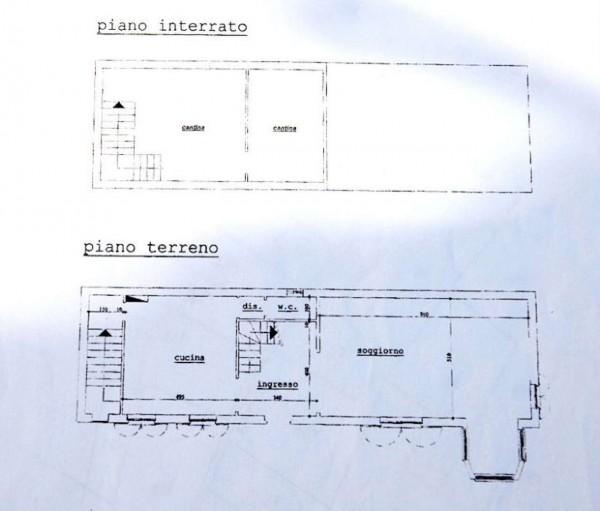 Rustico/Casale in vendita a Montemagno, Sanbaione, Con giardino, 350 mq - Foto 5