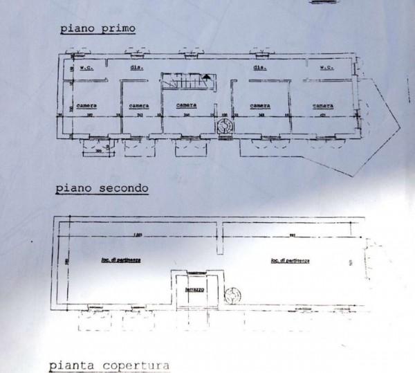 Rustico/Casale in vendita a Montemagno, Sanbaione, Con giardino, 350 mq - Foto 2