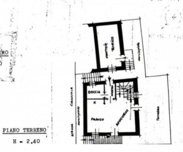 Villa in vendita a La Salle, Frazione Echarlod, Con giardino, 300 mq - Foto 5