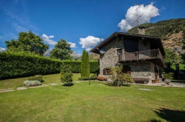 Villa in vendita a La Salle, Frazione Echarlod, Con giardino, 300 mq - Foto 26