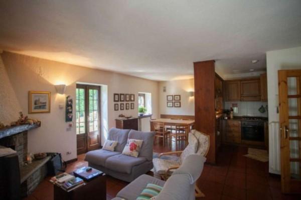 Villa in vendita a La Salle, Frazione Echarlod, Con giardino, 300 mq - Foto 19