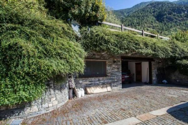 Villa in vendita a La Salle, Frazione Echarlod, Con giardino, 300 mq - Foto 29