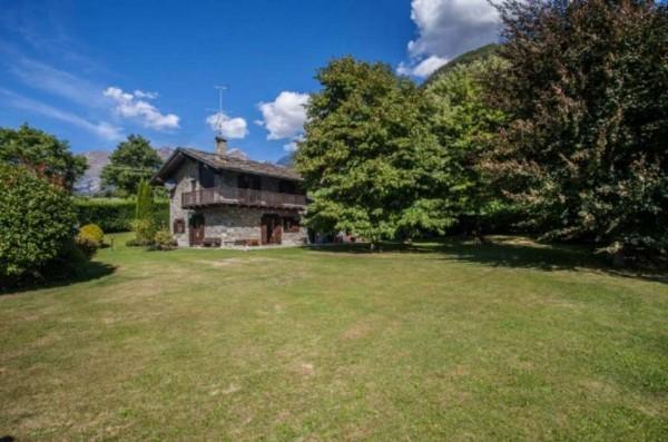 Villa in vendita a La Salle, Frazione Echarlod, Con giardino, 300 mq - Foto 25