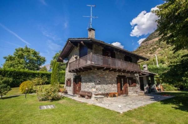 Villa in vendita a La Salle, Frazione Echarlod, Con giardino, 300 mq - Foto 21