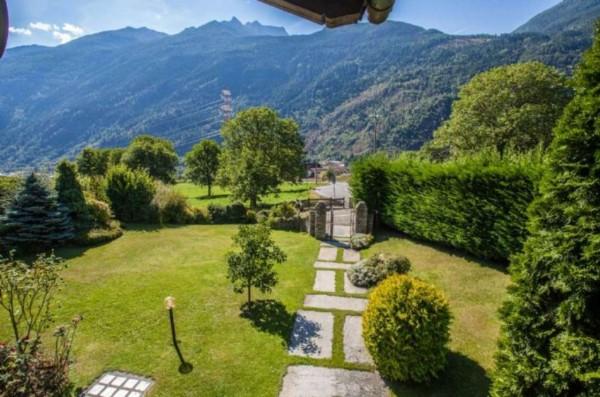 Villa in vendita a La Salle, Frazione Echarlod, Con giardino, 300 mq - Foto 14