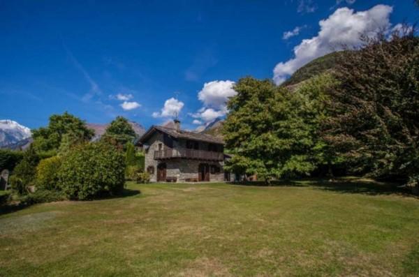 Villa in vendita a La Salle, Frazione Echarlod, Con giardino, 300 mq - Foto 7