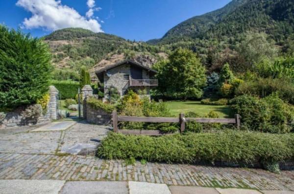 Villa in vendita a La Salle, Frazione Echarlod, Con giardino, 300 mq - Foto 1