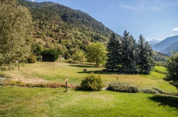 Villa in vendita a La Salle, Frazione Echarlod, Con giardino, 300 mq - Foto 24