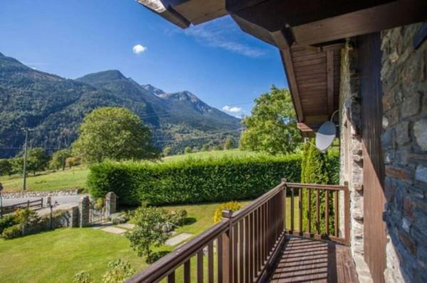 Villa in vendita a La Salle, Frazione Echarlod, Con giardino, 300 mq - Foto 11