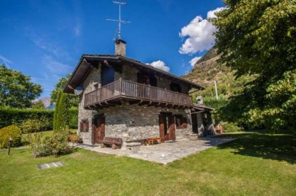 Villa in vendita a La Salle, Frazione Echarlod, Con giardino, 300 mq - Foto 20