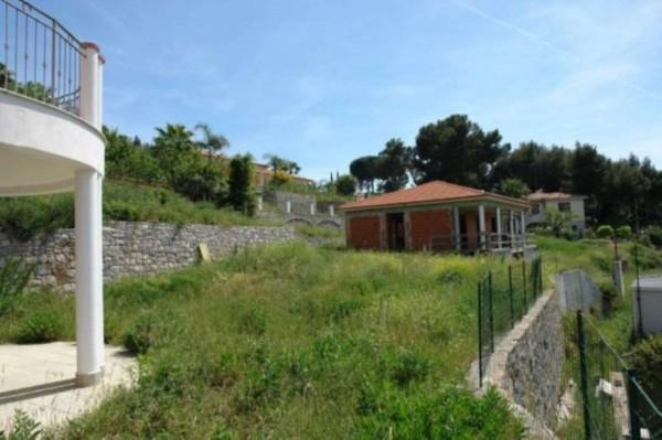 Villa in vendita a Bordighera, Con giardino, 211 mq - Foto 19